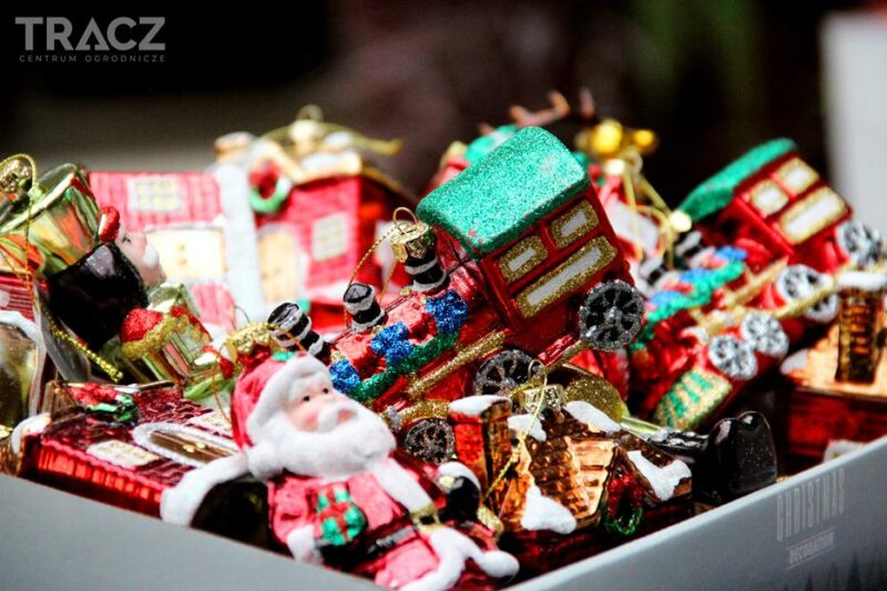 ozdoby świąteczne, święty mikołaj, dekoracje bożonarodzeniowe