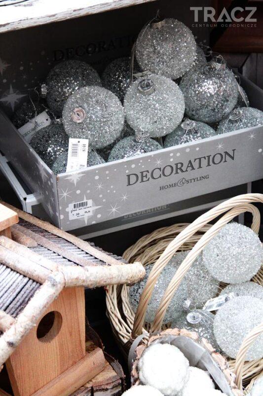 ozdoby świąteczne, dekoracje bożonarodzeniowe