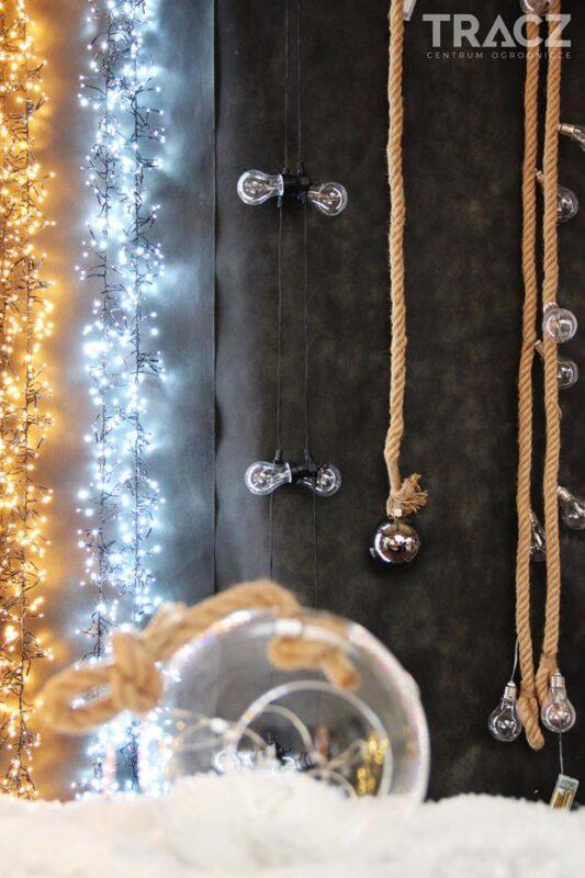 oświetlenie świąteczne, dekoracje bożonarodzeniowe