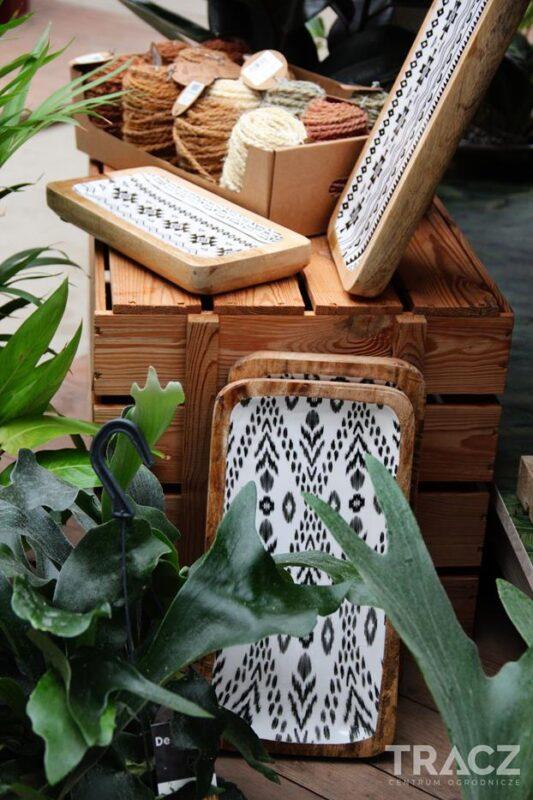 azteckie wzory, drewniane dekoracje, boże narodzenie