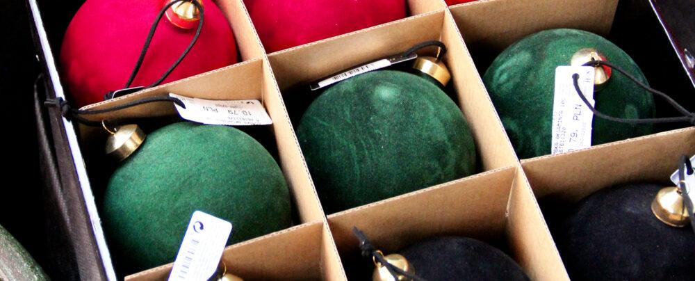 dekoracje świąteczne red velvet