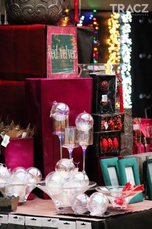 red velvet dekoracje bożonarodzeniowe