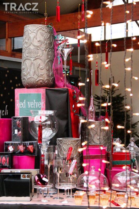 red velvet, kobiecy styl świąteczny