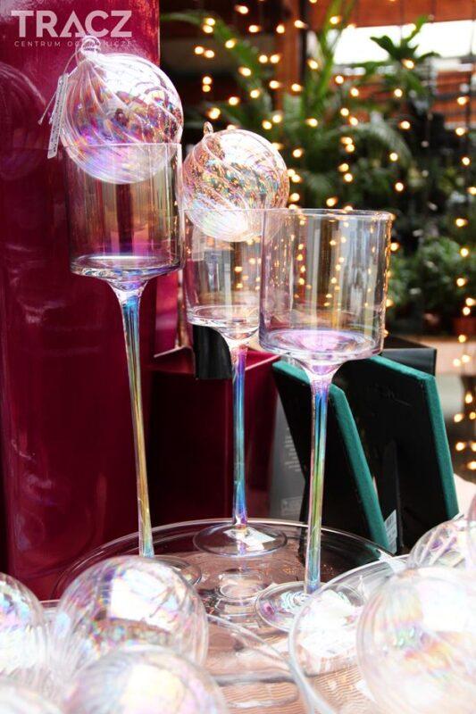 szklane dekoracje świąteczne