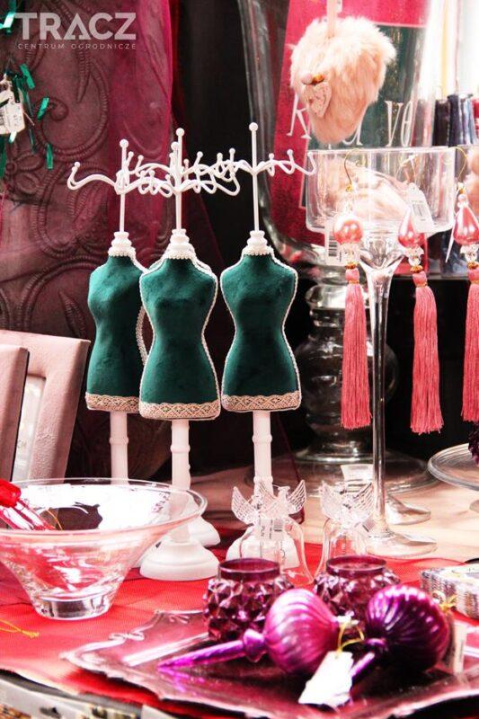 red velvet, dekoracje świąteczne