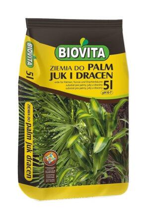 BIOVITA Ziemia do palm juk i dracen 5L