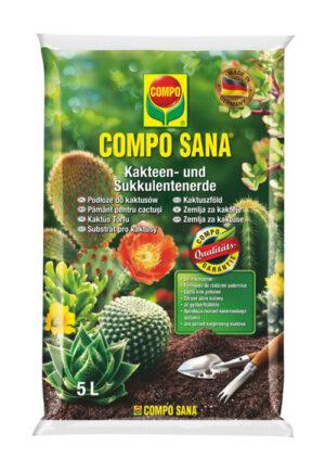 COMPO SANA Podłoże do kaktusów 5L