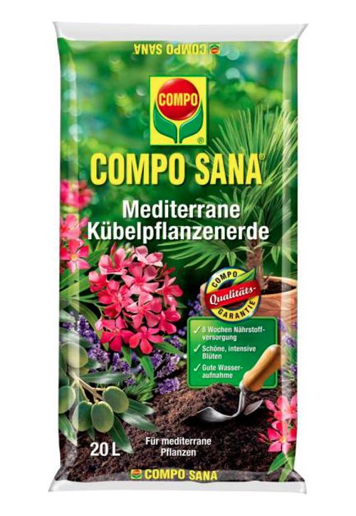 COMPO SANA Podłoże do roślin śródziemnomorskich 20L