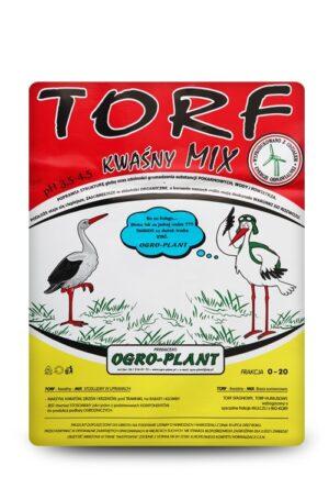 OGRO-PLANT Torf kwaśny 80L