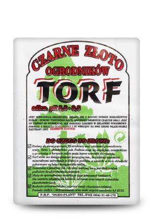 OGRO-PLANT Torf odkwaszony 60L