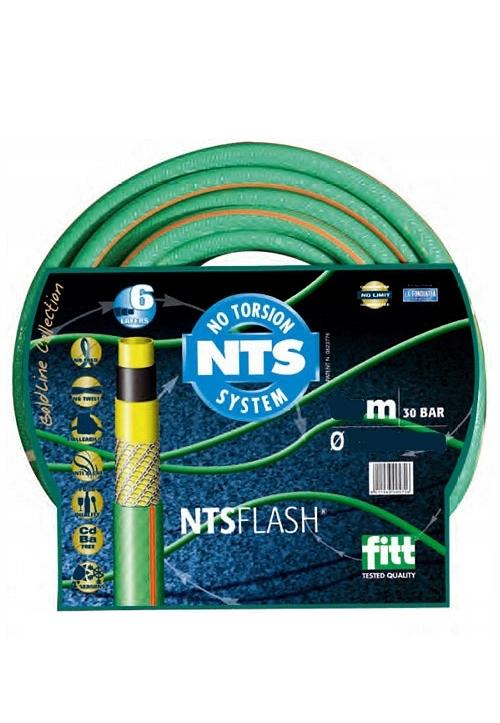 Wąż ogrodowy NTS FLASH 3/4 25m