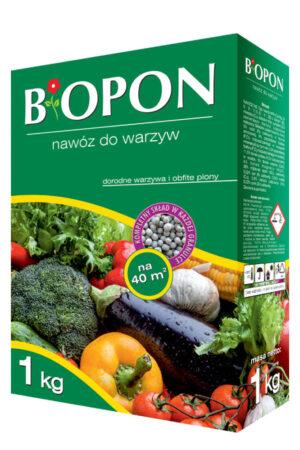 BIOPON nawóz do warzyw i rozsad 1kg aplikator gratis
