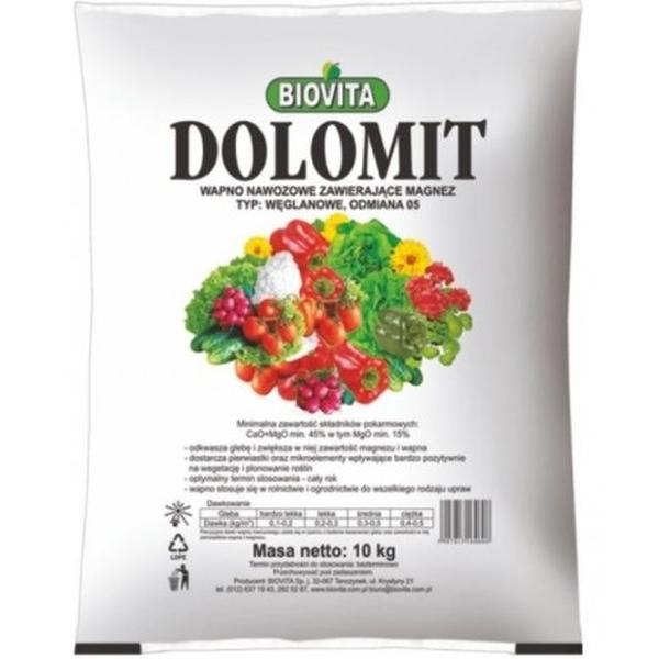 Biovita Wapno Nawozowe Dolomit 5kg