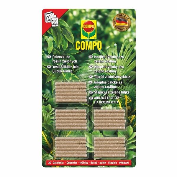 compo pałeczki do roślin zielonych